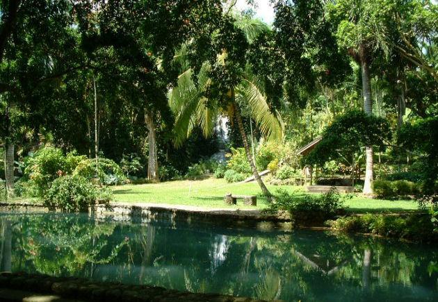 North Coast Villa Botanical Gardens